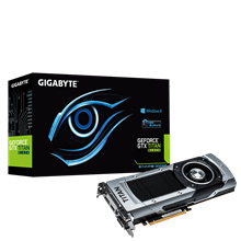 GigaByte GV-NTITANBLKD5-6GD-B Graphics Card